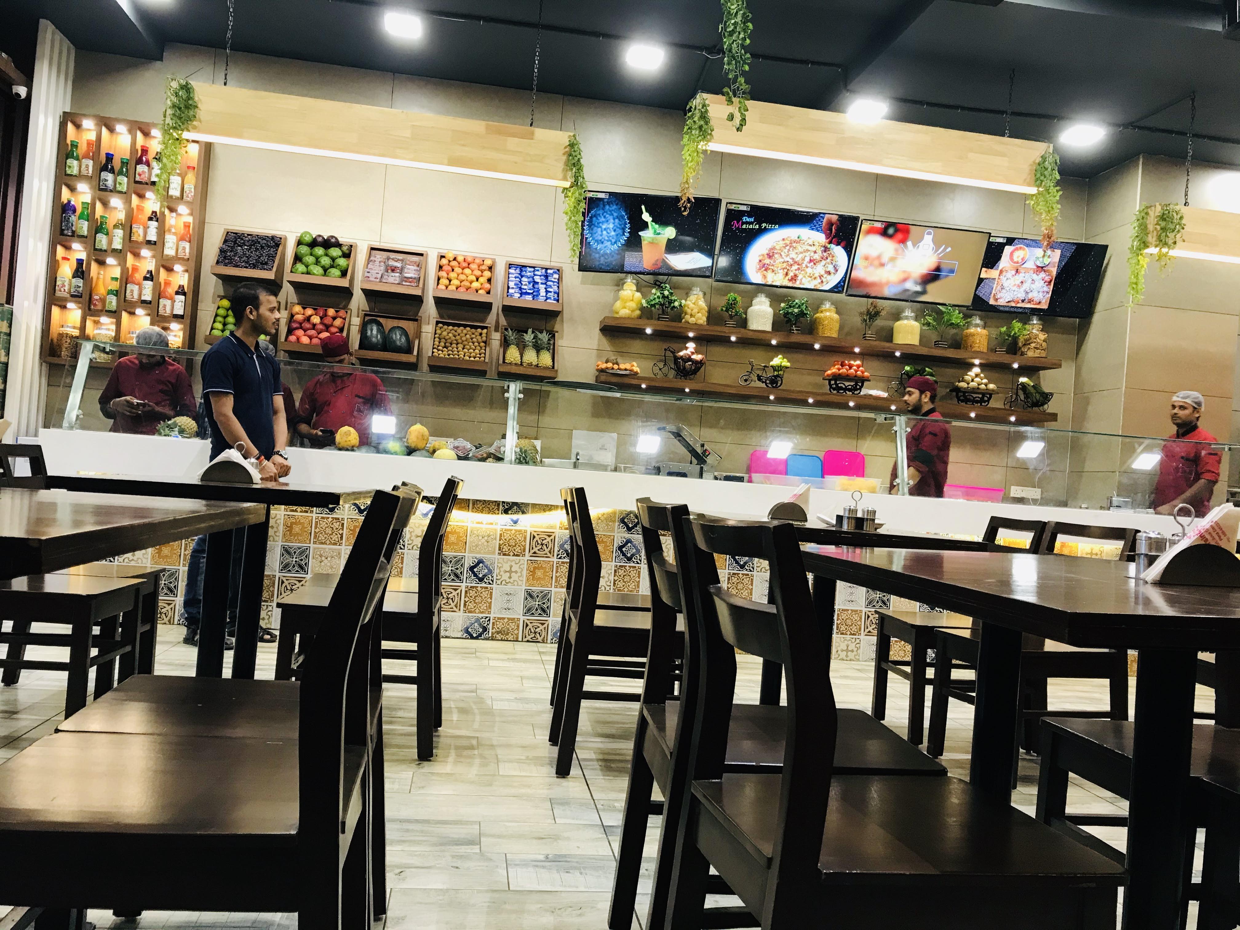 Sri Navtara Veg Restaurant – Madhapur, Hyderabad